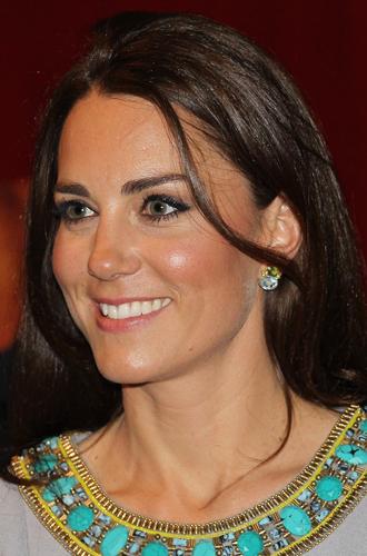 Фото №8 - Драгоценности герцогини: любимые ювелирные бренды Кейт Миддлтон