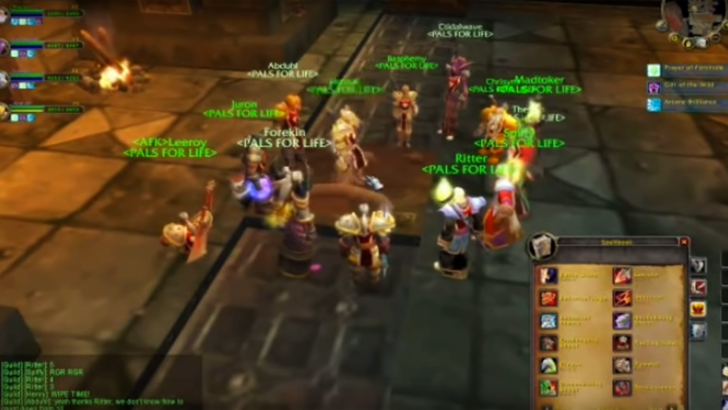 Фото №1 - Вышел World of Warcraft Classic