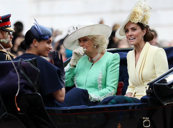 Фото №3 - Герцогиня Коварство: как Камилла повлияла на уход Сассекских из БКС