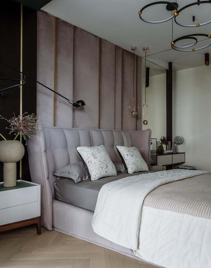 Фото №11 - Сила контраста: строгая мужская квартира 112 м²