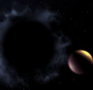 Фото №1 - Самая большая черная дыра