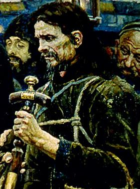 Фото №16 - 16 символов, зашифрованных в картине «Боярыня Морозова»