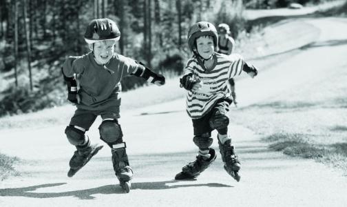 Фото №1 - Спорт помогает мальчикам справиться с агрессией