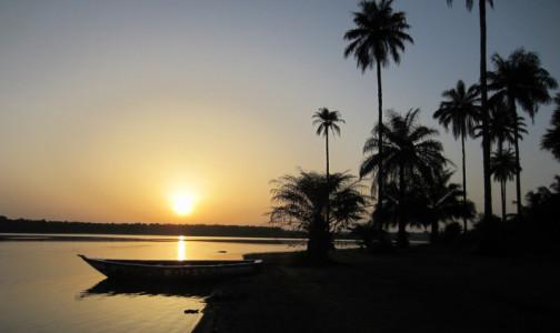 Фото №1 - Новая вспышка. Спустя четыре года в Гвинее снова начали хоронить жертв вируса Эбола
