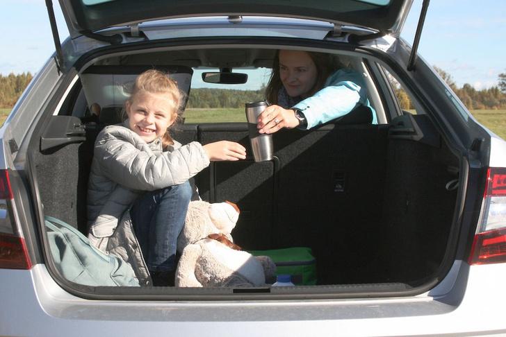 Фото №4 - Рецепт отличного уик-энда: семья, машина и поездка в Бородино