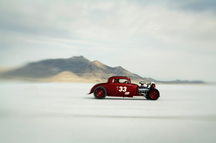 Фото №1 - Быстрее, чем «Формула»: гигантские солончаки как гоночные треки