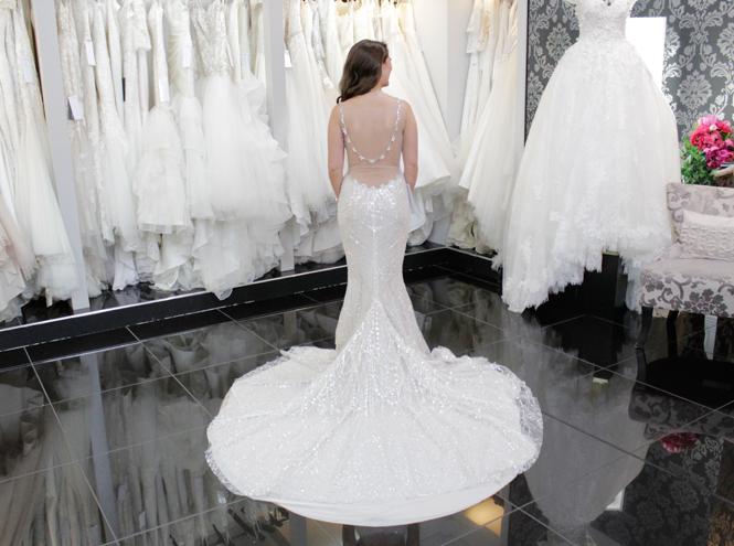 Фото №19 - Мода на белое: история традиционного наряда невесты