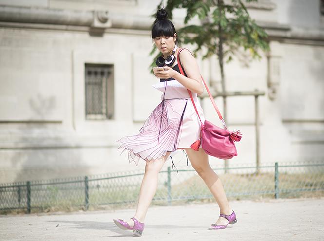 Фото №10 - Неделя Высокой моды в Париже: Street style