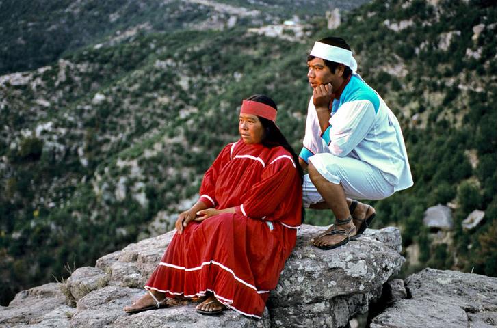 Фото №3 - Индейцы тараумара: рожденные бежать