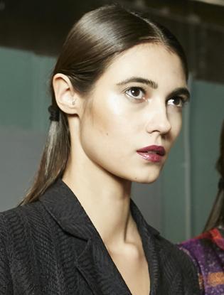 Фото №2 - Как повторить макияж с показа Chapurin