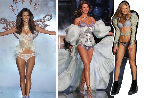 Фото №9 - Самые красивые образы с показа Victoria's Secret