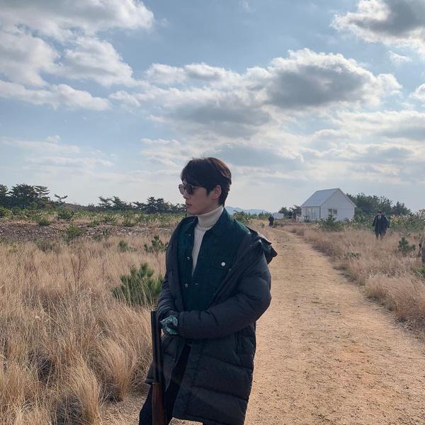 Фото №5 - Ким Чжон Хён извинился за свое поведение на съемках дорамы «Время» 🙏