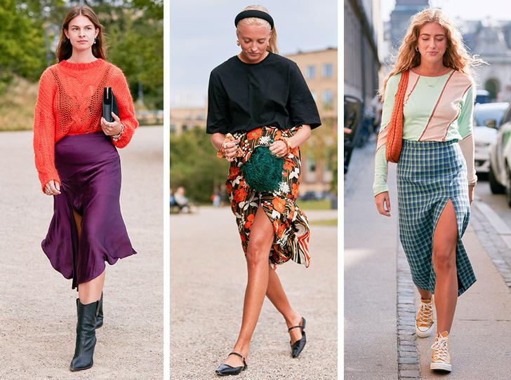 Фото №1 - Асимметрия, деним и карго: самые модные юбки лета 2020