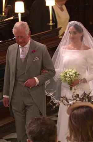 Фото №7 - Две невесты: Меган Маркл vs Кейт Миддлтон