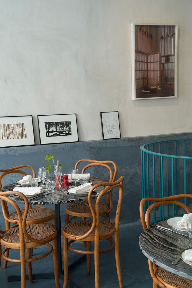 Фото №3 - Итальянский ресторан Pianoterra в Париже