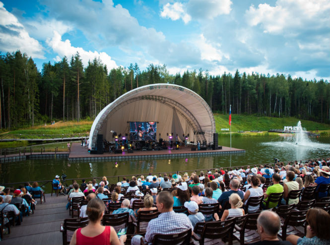 Фото №7 - Фестиваль Усадьба Jazz в эко-формате