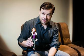Фото №3 - Трина Тёрк одела куклу Барби