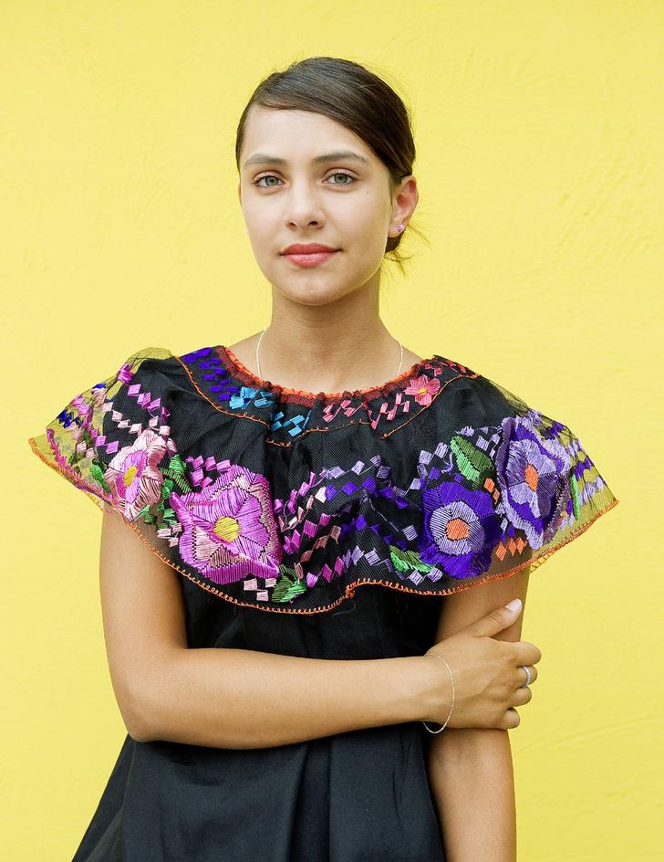 Фото №1 - Мисс мира: Мексика. Царица полей