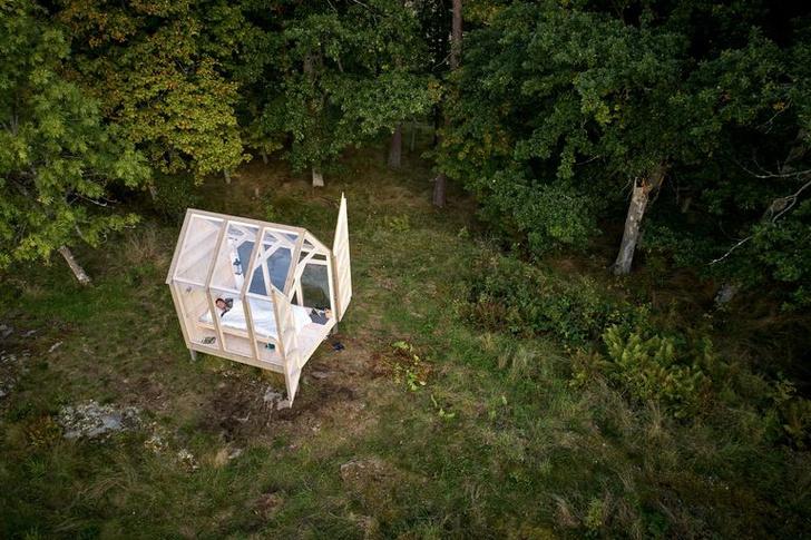 Фото №3 - Павильон для отдыха на природе в Швеции