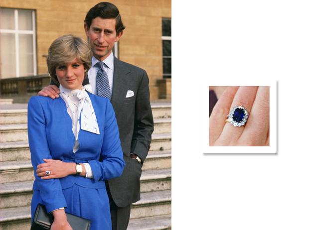 Фото №7 - Помолвочные кольца Виндзоров: проклятый рубин, кармический сапфир и порочный изумруд