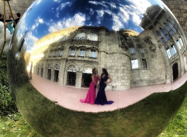 Фото №10 - #FollowMeTo: создатели проекта Мурад Османн и Наталья Захарова поженились