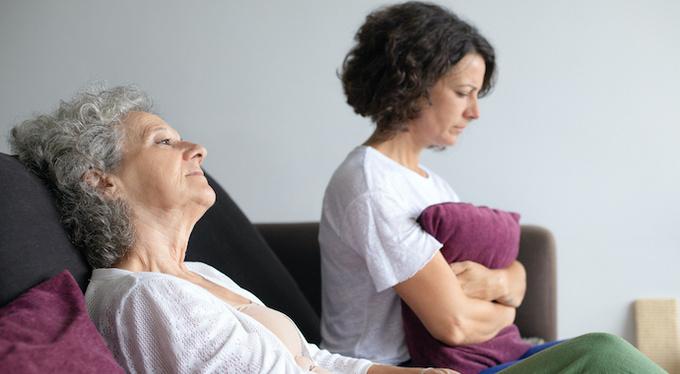 Как детям токсичных родителей избавиться от чувства вины