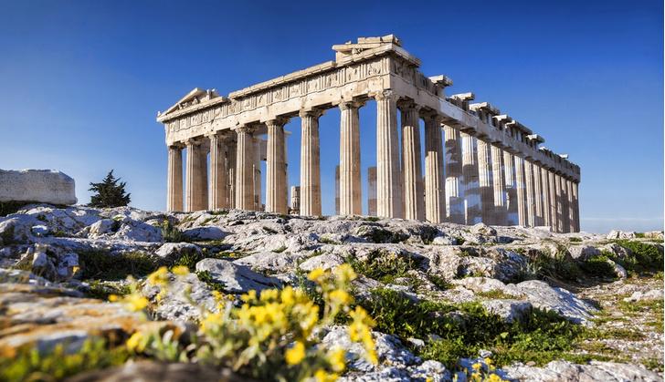 Фото №3 - 7 «мифических» мест в Греции, которые стоит увидеть своими глазами