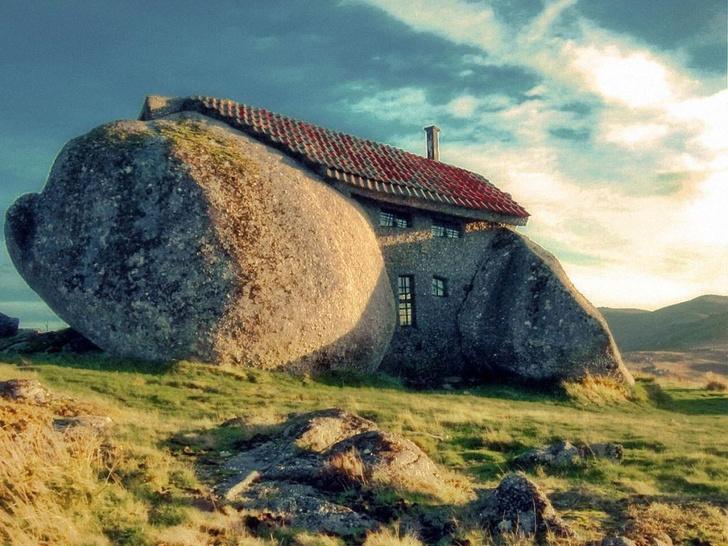 Фото №5 - Музыка камня: 7 сооружений, высеченных в скалах