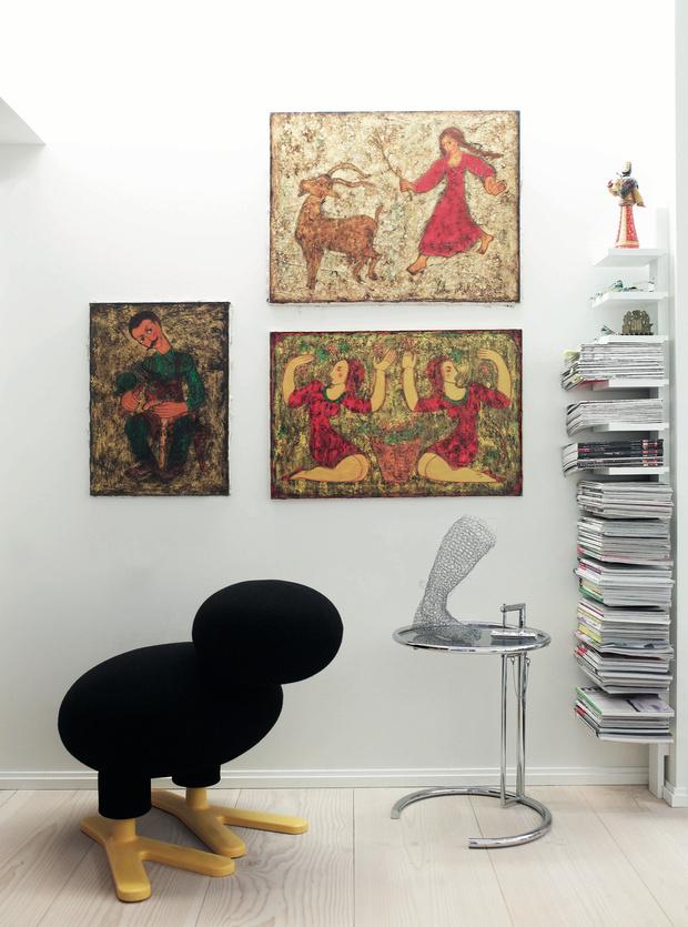 Фото №8 - В гостях у хозяйки Галереи дизайна/bulthaup Лины Перловой
