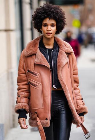 Фото №11 - Как выбрать идеальную кожаную куртку: советы стилиста
