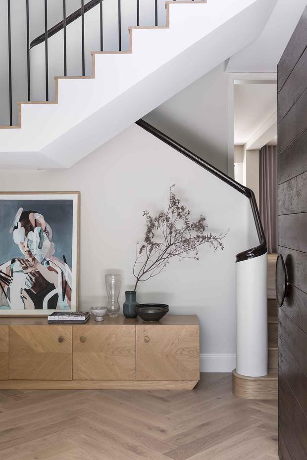 Фото №1 - Мел и терракота: современный дом в Сиднее