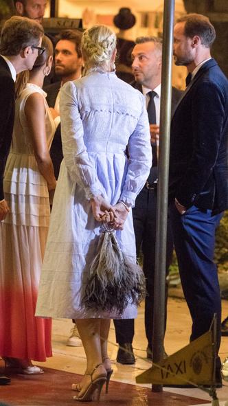 Фото №19 - Королевы Венеции: монаршие особы на красной дорожке фестиваля