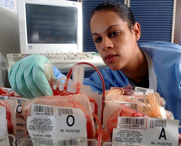 Фото №1 - Нулевая отметка крови