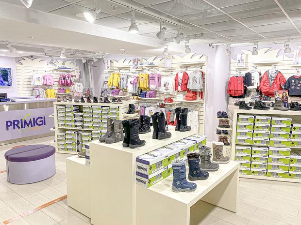 Фото №1 - Новый центр детской моды: Primigi открыл магазин в ЦДМ