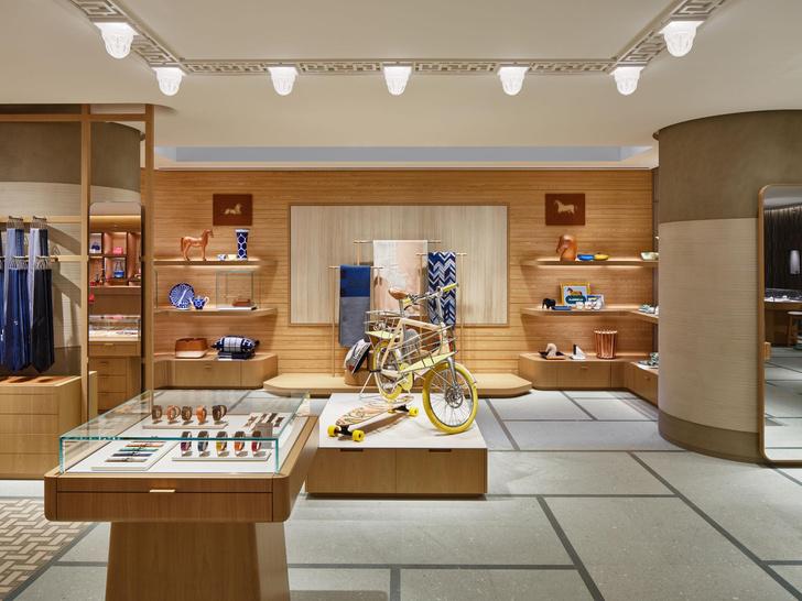 Фото №2 - Новый бутик Hermès в Токио