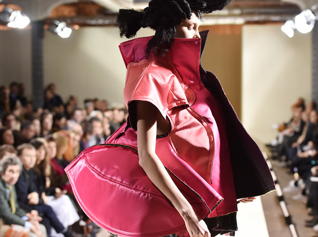 Фото №5 - Королева сюра: Рей Кавакубо как главная причина следить за MET Gala 2017