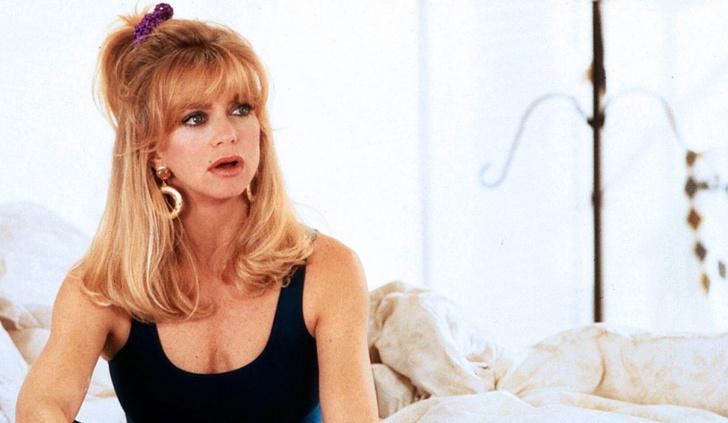 Фото №1 - 7 фильмов с Голди Хоун, где она— роковая красотка