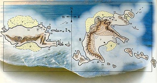 Фото №2 - Две карты одного острова