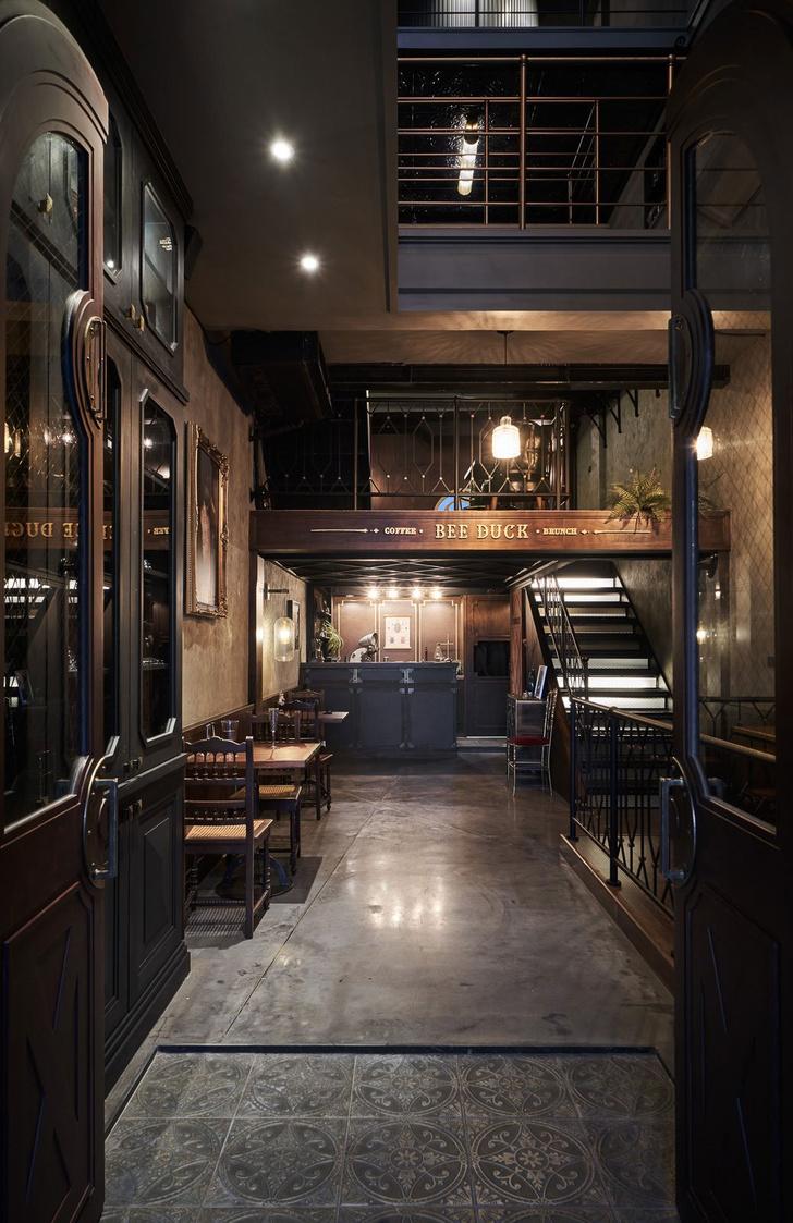 Фото №2 - Ресторан в стиле стимпанк на Тайване