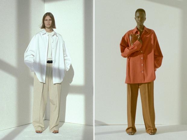 Фото №1 - Что с чем носить: 7 приемов стилизации с Недель моды весна-лето 2021