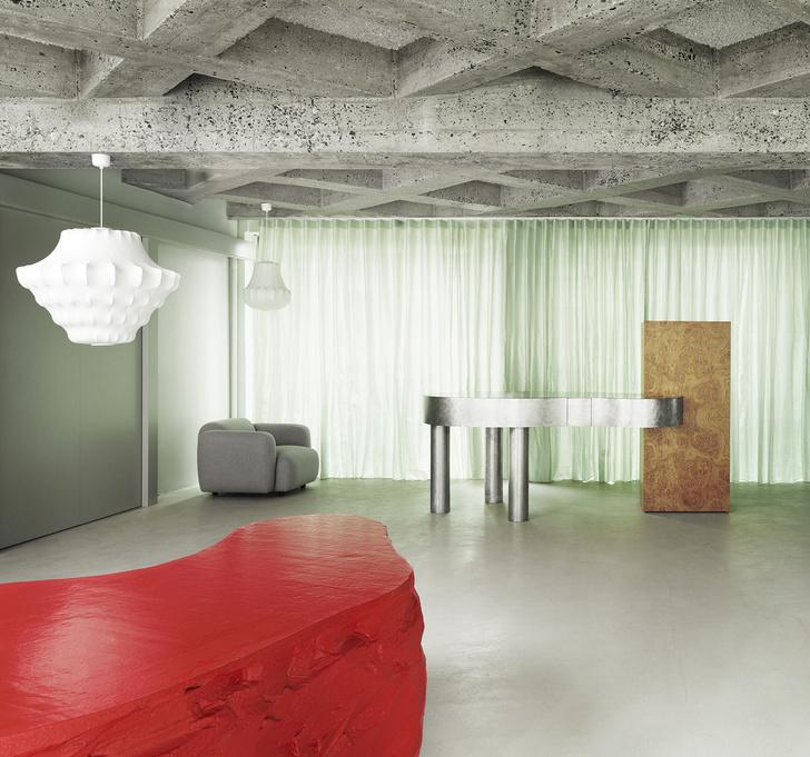 Фото №2 - Копенгаген: новая штаб-квартира бренда Normann Copenhagen