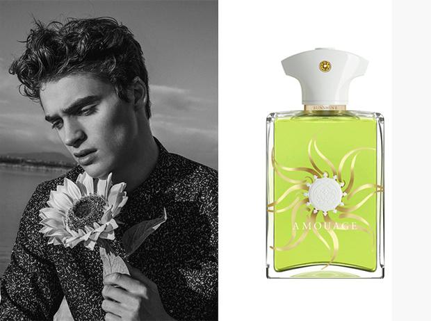 Фото №12 - Бог Флоры: лучшие цветочные ароматы для мужчин