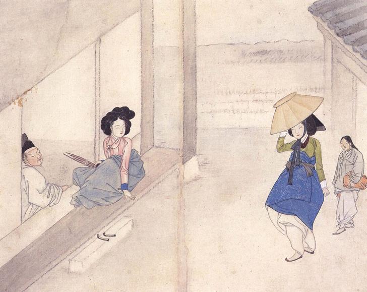 Фото №1 - Онлайн-лекция «Корейская красавица» в Музее Востока