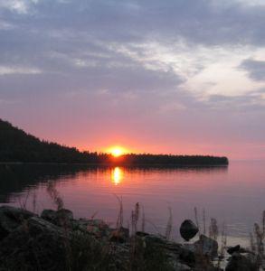 Фото №1 - Байкал раскрывает секреты