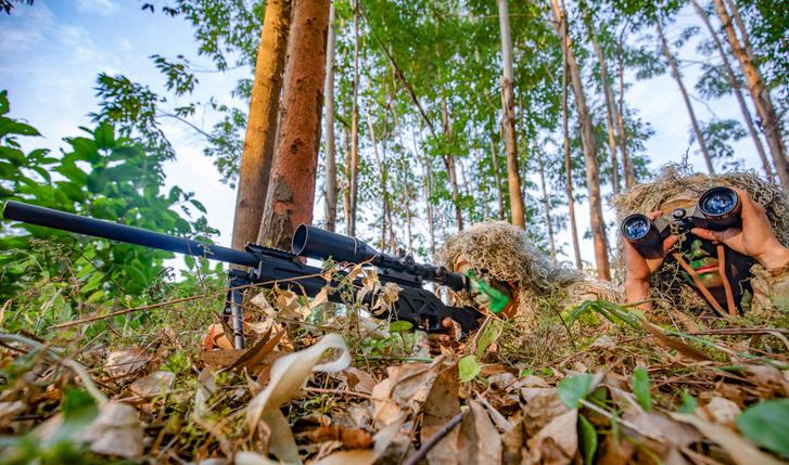Фото №3 - Сидячая работа: 5 главных мифов о снайперах
