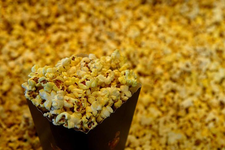 Фото №1 - Выявлен лучший способ есть попкорн