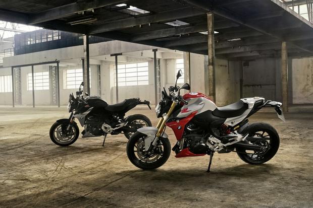Фото №1 - Новые BMW F 900 R и F 900 XR. Что же в них нового?