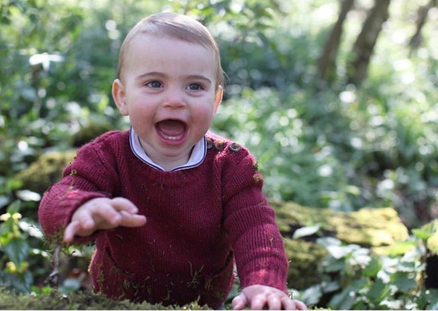 Фото №6 - Перепачканный и счастливый: принцу Луи исполнился годик