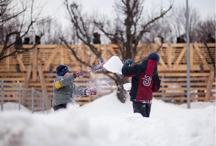 Фото №1 - Открываются первые Парковые Игры в Парке Горького