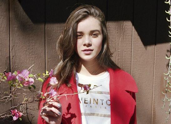 Фото №1 - Хейли Стайнфелд: «Мода – огромная часть моей жизни»
